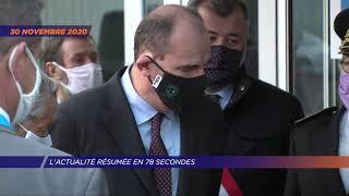 Yvelines | L'actu de la semaine en 78 secondes (du 30 novembre au 4 décembre)