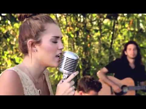 Jolene Backyard Sessions Miley Cyrus - YouTube