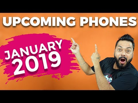 TOP 10 UPCOMING MOBILE PHONES IN INDIA JANUARY 2019 ⚡⚡⚡ Mp3