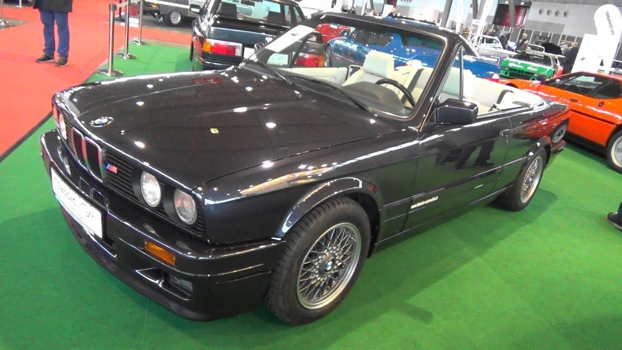 BMW M3 Convertible (E30) - Retro Classics 2020 - Stuttgart ...