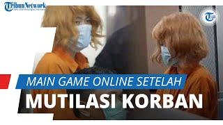 Fajri Santai Main Game Online Setelah Mutilasi HRD Rinaldi, Polisi Pertanyakan Kejiwaan Pelaku