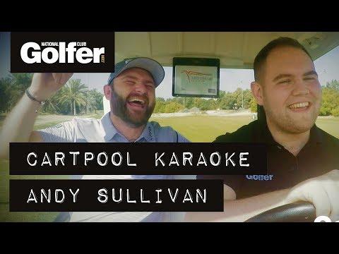 Cartpool Karaoke - Andy Sullivan