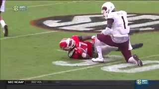Georgia Highlights vs UL Monroe 2015