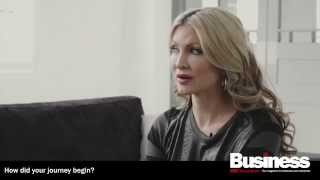 Caprice Bourret interview with Business Leader Magazine