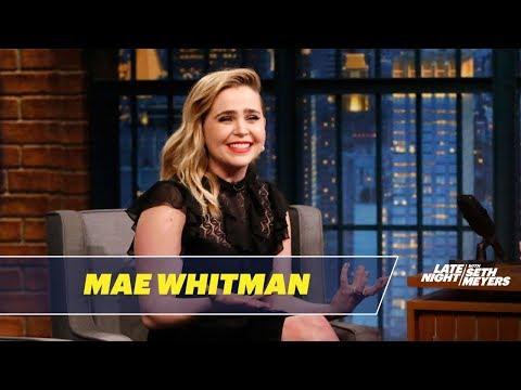 Mae Whitman Talks Bonding with Her Good Girls Cast Mates