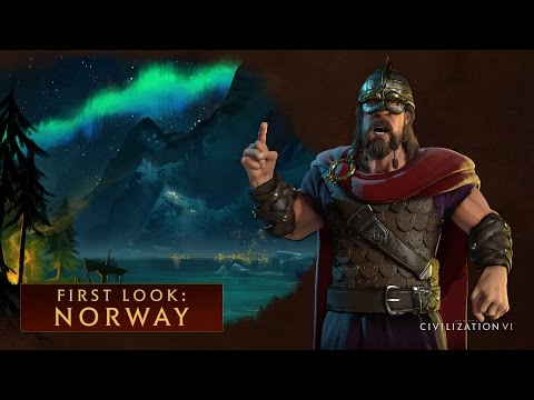 CIVILIZATION VI - First Look: Norway