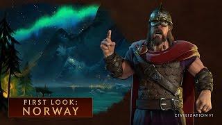 Civilization Vi - First Look: Norway