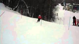 Чемпионат Нижегородской Области по горнолыжному спорту-2012