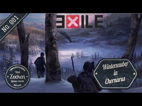 ARMA 3 Exile: Folge 001 Winterzauber  in Chernarus