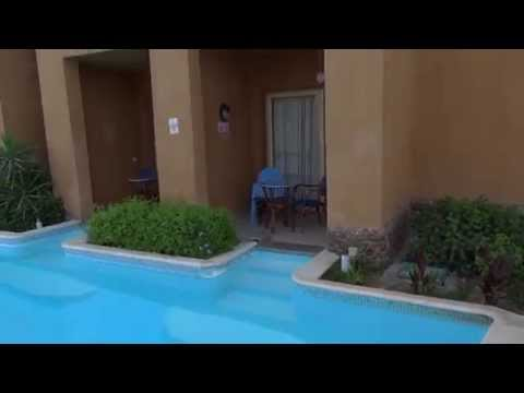 Номера с бассейном в отеле Titanic Palace Resort & Spa 5, Хургада