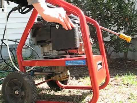 Briggs And Stratton Pressure Washer Trouble Youtube