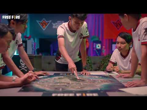 Teaser #1 Dokumentari Geek Fam FFWS 2021 Singapura | Garena Free Fire Malaysia