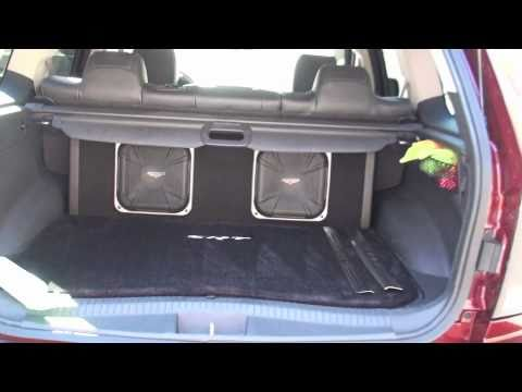 2008 Jeep Grand Cherokee Srt 8 Dual Kicker System Sound