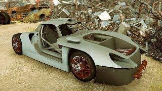 СВАЛКА ДУБАЯ! НАШЁЛ РЕДКИЙ PORSCHE 996 GT1 ЗА 500.000$ - CAR MECHANIC SIMULATOR 2018