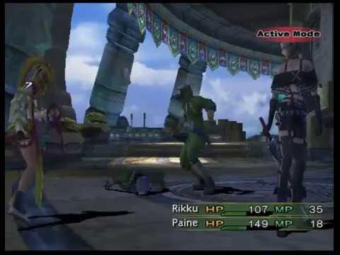 Final Fantasy X-2 (PCSX2) - G620 - Nvidia GT 710