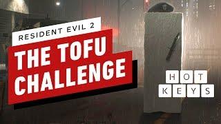 Resident Evil 2 Remake: The Tofu Survivor Challenge - Hot Keys