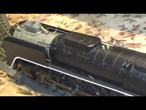 MTH Premier Union Pacific FEF 4-8-4 Northern Steam Engine O Gauge