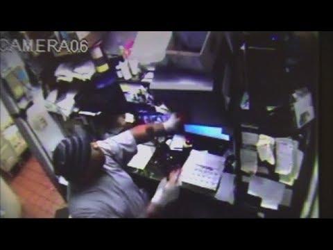 VIDEO: Family-owned bakery in El Sereno hit by burglars
