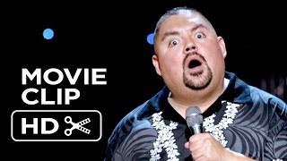 The Fluffy Movie CLIP - Frankie's No Fan Of Affection (2014) - Gabriel Iglesias Concert Movie HD