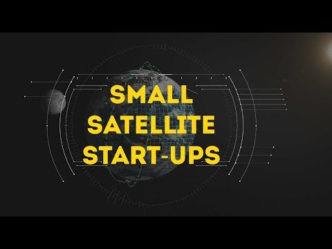 These small #satellite start-ups are transforming the #EarthObservation industry
