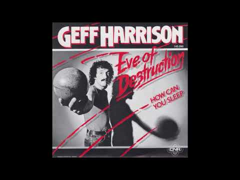 Geff Harrison  Eve of Destruction 1984