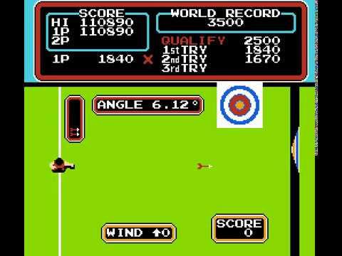 NES Longplay [849] Track & Field