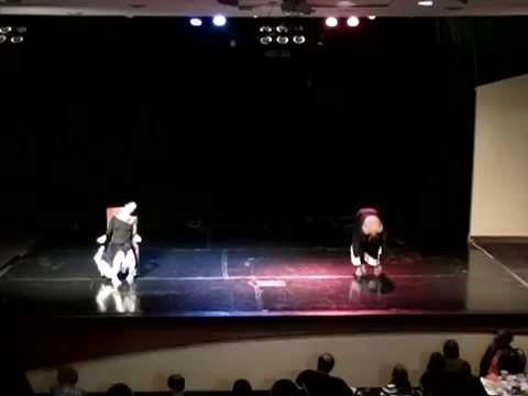 Free Sight, Choreography: Kristen Wilson, WCDW