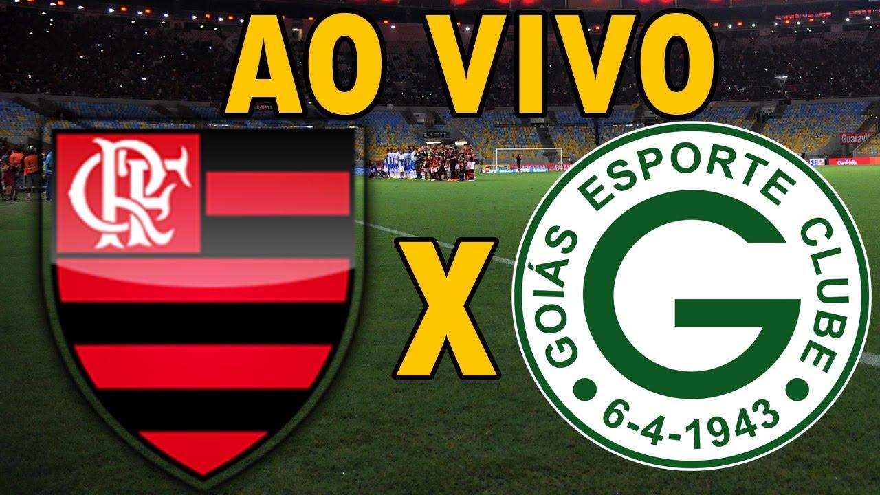 Flamengo X Goias Ao Vivo Direto Do Maracana Youtube