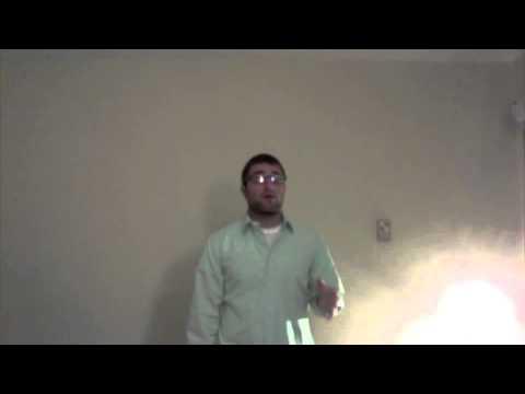 Sam Coppola: Policy Presentation Video