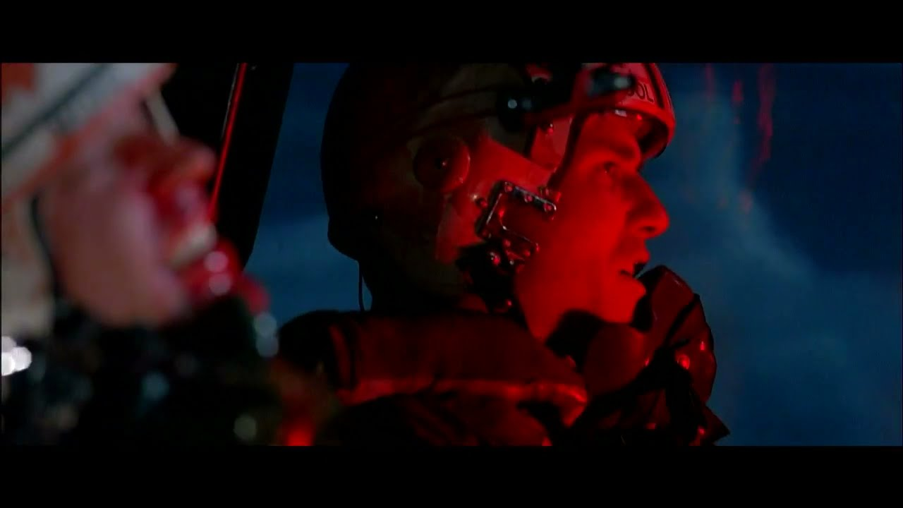 Download Flight of the Intruder 1991 The Grumman A 6 Intruder dropping Retarded bombs at Night HD