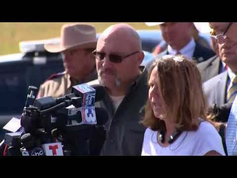 'Please don't forget Sutherland Springs': Pastor, wife respond to shooting
