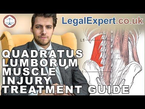 Quadratus Lumborum Muscle Injury Treatment Guide ( 2019 ) UK