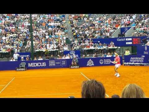 Rafael Nadal tennis Argentina open final 2015
