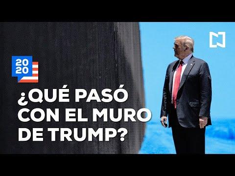 El muro de Trump