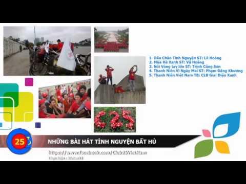 Những Ca khúc Thanh Niên Tình Nguyện   C25 Việt Nam