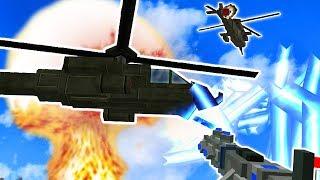 FUTURISTIC GUNS IN MINECRAFT!! | Minecraft Mods