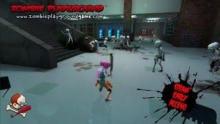 Zombie Playground PC 60FPS Gameplay | 1080p