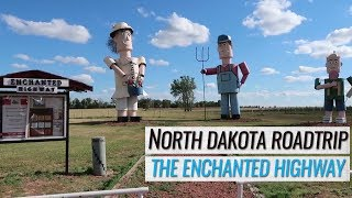 RV Road Trip to North Dakota's Enchanted Highway