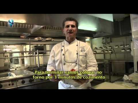 Chef Vincenzo Galano, Grand Hotel Excelsior Vittoria, Sorrento Italy