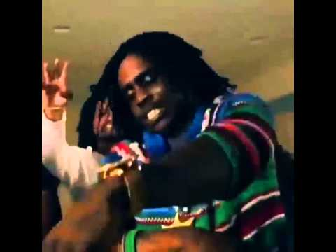 Chief keef dancing to Mexican fiesta