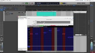 Fun with Reaper's MIDI FX Plugins !