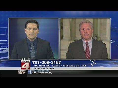 Senator John Hoeven On Syrian Refugees