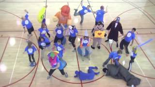Harlem Shake YMCA Blue Zones - Cedar Rapids, Iowa