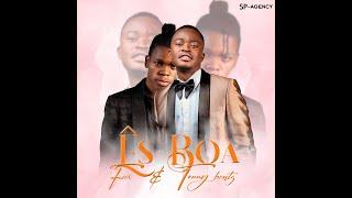 FiEx - És Boa (feat. Tonny Beatz) [Audio Oficial)