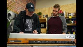 Moog One: Sound Designer - Part 5 (Live from The Moog Factory)