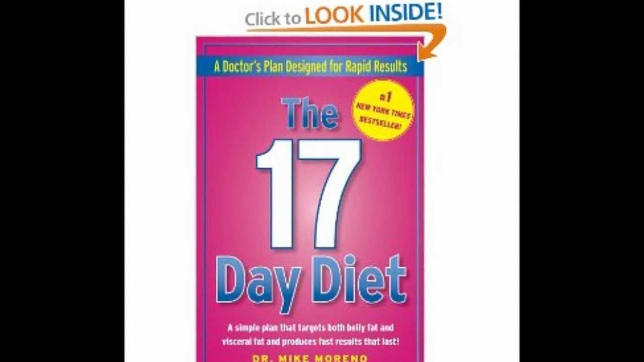 Dr Phil 17 Day Diet