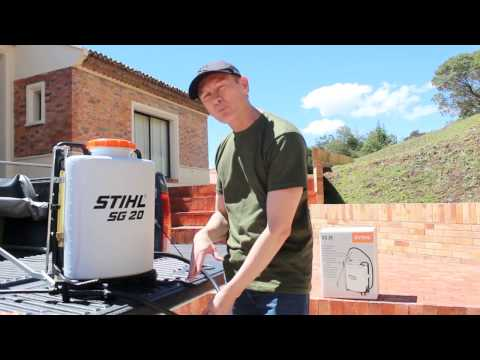 stihl-sg20-how-to-change-pump-o'ring
