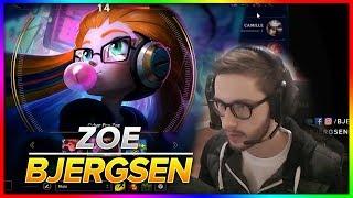 737. Bjergsen - Zoe  vs Xerath Mid - Patch 8.23 - November 27th, 2018