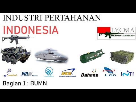 Industri Pertahanan Indonesia // bagian 1 : BUMN