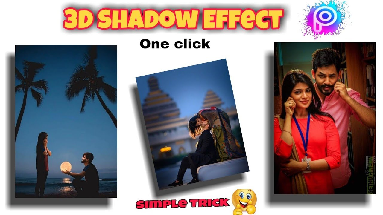 Download Shadow Behind The Image   3D Shadow Effect In PicsArt   PicsArt Photo Editing Tricks  